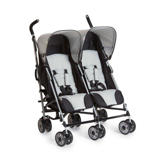 Бебешка количка за близнаци Turbo Duo